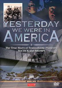 Yesterday We Were In America (DVD)