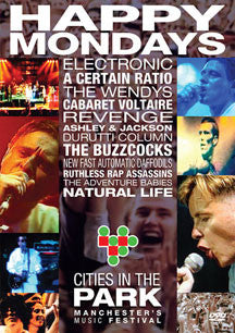 Manchester Sound: Happy Mondays & Friends At Cities In The Park (DVD)