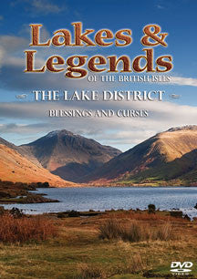 Lakes & Legends Of The British Isles: The Lake District (DVD)