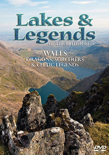 Lakes & Legends Of The British Isles: Wales (DVD)