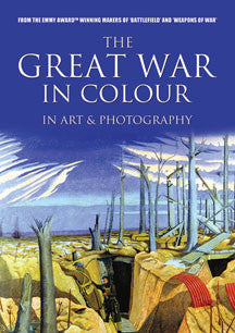 Great War In Colour: In Art & Photography (DVD)