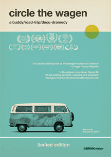 Circle The Wagen (DVD)