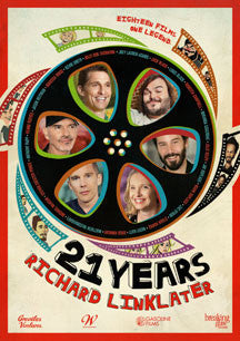 Richard Linklater - 21 Years (DVD)