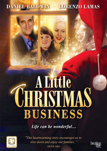 A Little Christmas Business (DVD)