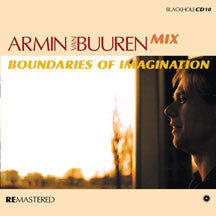 Armin Van Buuren - Boundaries of Imagination (remastered) (CD)