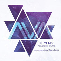 Andy Moor & Somna - Ava 10 Years: Past, Present & Future (CD)