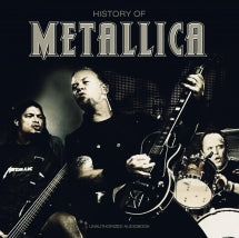 Metallica - History Of (CD)