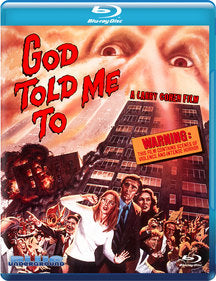 God Told Me To (BLU-RAY)