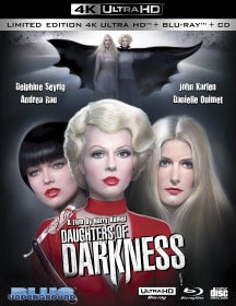 Daughters of Darkness (3-Disc Ltd Ed/4K UHD Blu-ray) (4K Ultra HD)