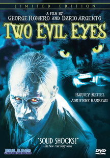 Two Evil Eyes (Limited Edition) (DVD)