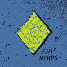 Fire Heads - Fire Heads (VINYL ALBUM)