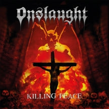 Onslaught - Killing Peace (clear Vinyl) (LP)