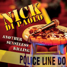 Nick Di Paolo - Another Senseless Killing (CD)