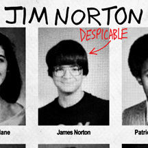 Jim Norton - Despicable (CD)