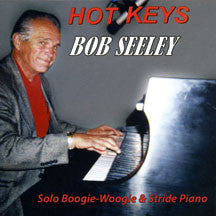 Bob Seeley - Hot Keys (CD)