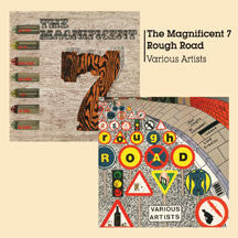 Magnificent 7 + Rough Road (CD)