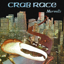 Morwells - Crab Race (CD)