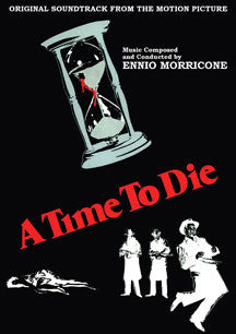 Ennio Morricone - A Time To Die (CD)