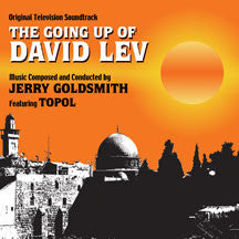 Jerry Goldsmith - The Going Up Of David Lev (CD)