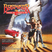 Robert Folk - Beastmaster II: Through The Portal Of Time (CD)