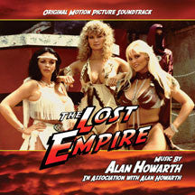 Alan Howarth - The Lost Empire (CD)