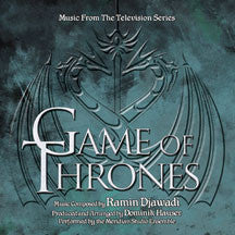 Dominik Hauser - Game Of Thrones: Music From The Television Series (CD)