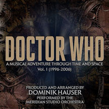 Doctor Who: A Musical Adventure Through Time And Space (1996-2014) (CD)