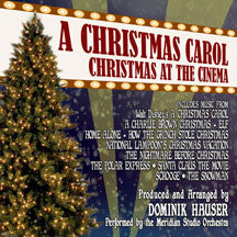 A Christmas Carol: Christmas At The Cinema (CD)