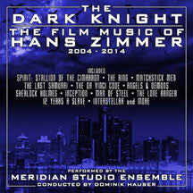 Meridian Studio Ensemble - The Dark Knight: The Film Music Of Hans Zimmer Volume 3 (CD)