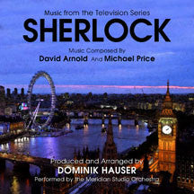 Dominik Hauser - Sherlock: Music From The Television Series (CD)
