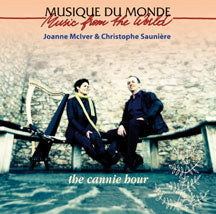 Joanne McIver & Christophe Sauniere - The Cannie Hour (CD)