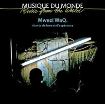 Mwezi Waq - Comoros: Moon and Hope Songs (CD)