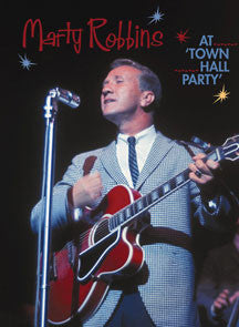 Marty Robbins - At Town Hall Party (DVD)
