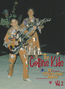 Collins Kids - At Town Hall Party Vol.2 (DVD)