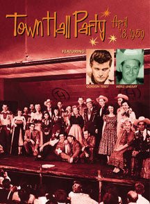 At Town Hall Party Apr.18, 1959 (DVD)