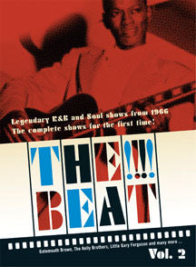!!!! Beat, Vol.2, Shows 6-9 (DVD)