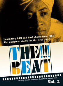 !!!! Beat, Vol.3, Shows 10-13 (DVD)