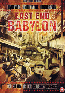 Cockney Rejects - East End Babylon (DVD)