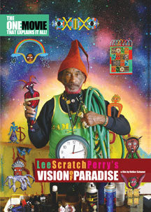 Lee Scratch Perry - Vision Of Paradise (DVD)