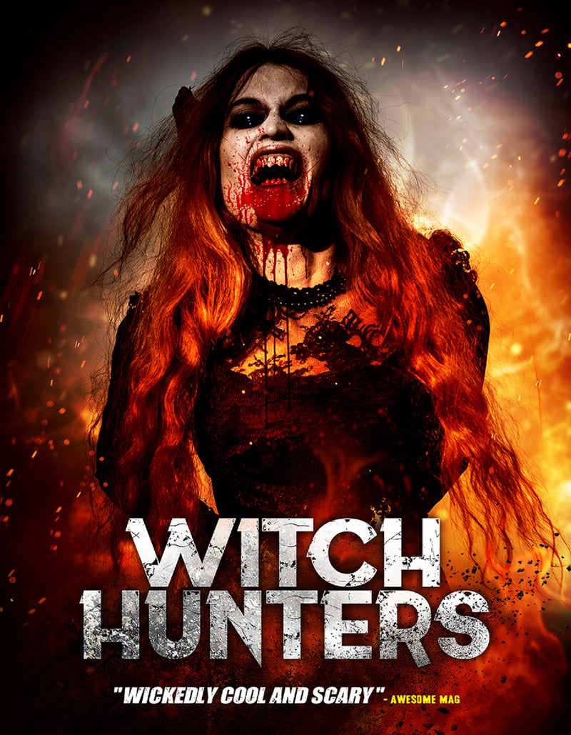 Witch Hunters (DVD)