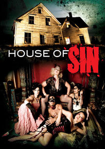House Of Sin (DVD)