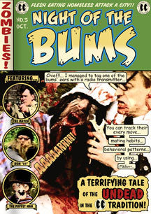 Night Of The Bums (DVD)