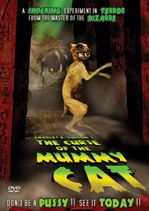 Curse Of The Mummy Cat, The (DVD)