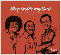 Step Inside My Soul-rare '70s And Modern Soul (CD)