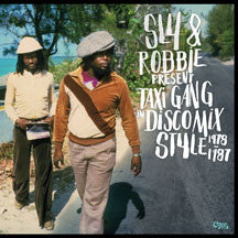 Sly & Robbie Present Taxi Gang In Discomix Style 1978-95 (CD)