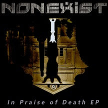 Nonexist - Throne of Scars (CD)