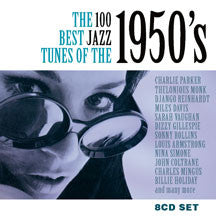 100 Best Jazz Tunes Of The 1950s (CD)