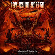 Lay Down Rotten - Deathspell Catharsis (CD)