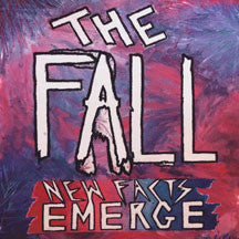 Fall - New Facts Emerge (CD)