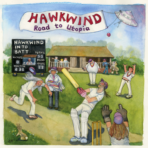 Hawkwind - Road To Utopia (CD)